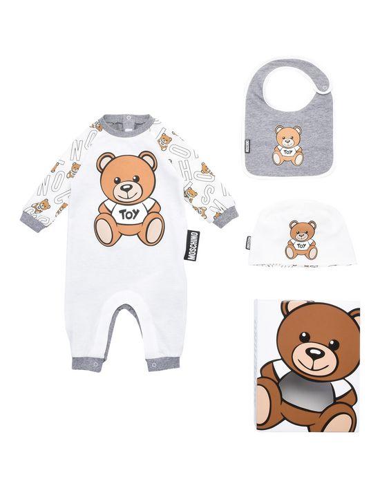 Moschino Uni Baby Set