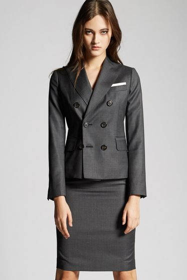 DSQUARED2 Womens' suit Woman S75FQ0010S44081855 b