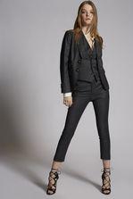 DSQUARED2 Tropical Wool London Suit Tailleur Donna