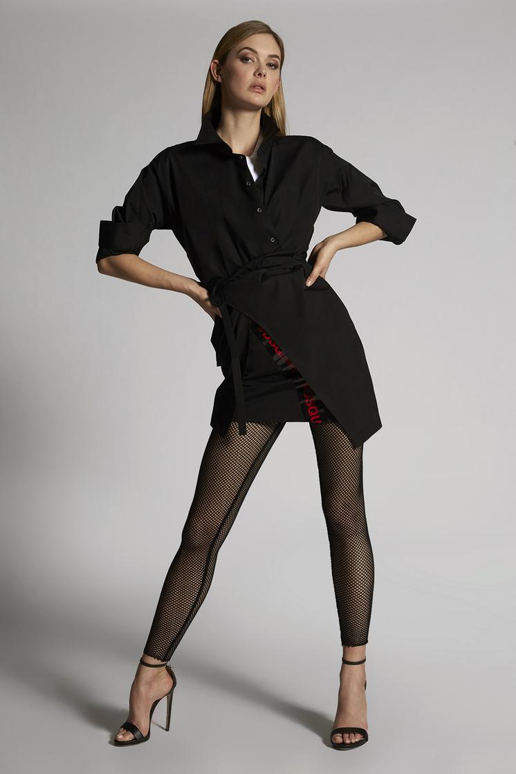 DSQUARED2 Dsquared2 Nina Tape Dress Dress Woman