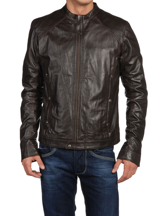 Laderry Leather Jacket Diesel 43