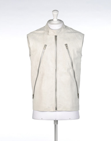 MAISON MARGIELA 14 Leather Jacket U f