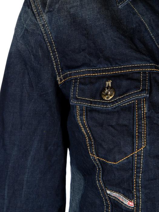 DIESEL DE-VERISK Jackets D d