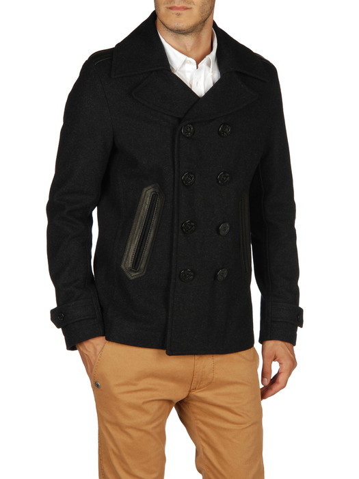 DIESEL WUDY Winter Jacket U e