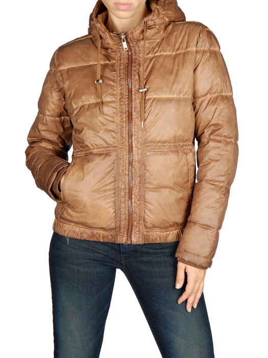 DIESEL W-ANDREA Winter Jacket D f