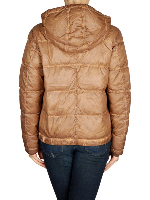 DIESEL W-ANDREA Winter Jacket D r
