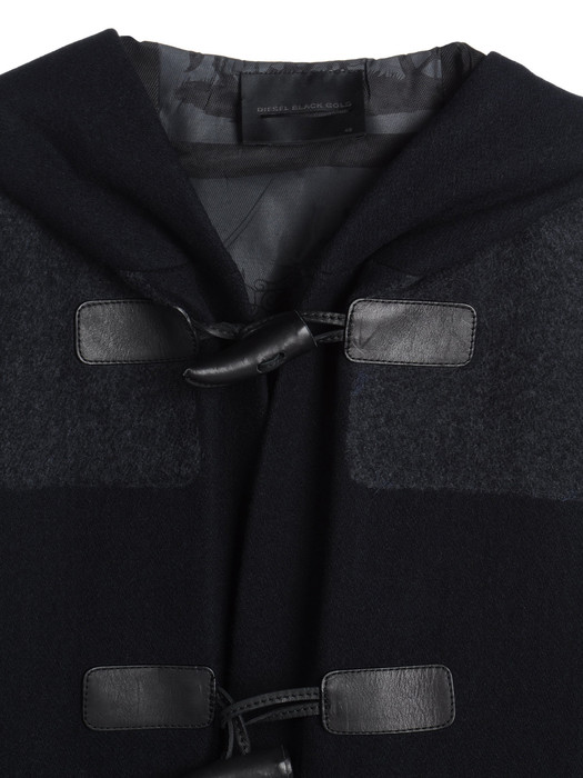 DIESEL BLACK GOLD JIMAGUGLIATO Jackets U d