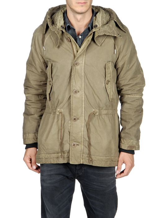 DIESEL WEMICUS Winter Jacket U e