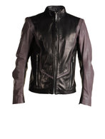 DIESEL BLACK GOLD LORDBAIRON Leather jackets U f