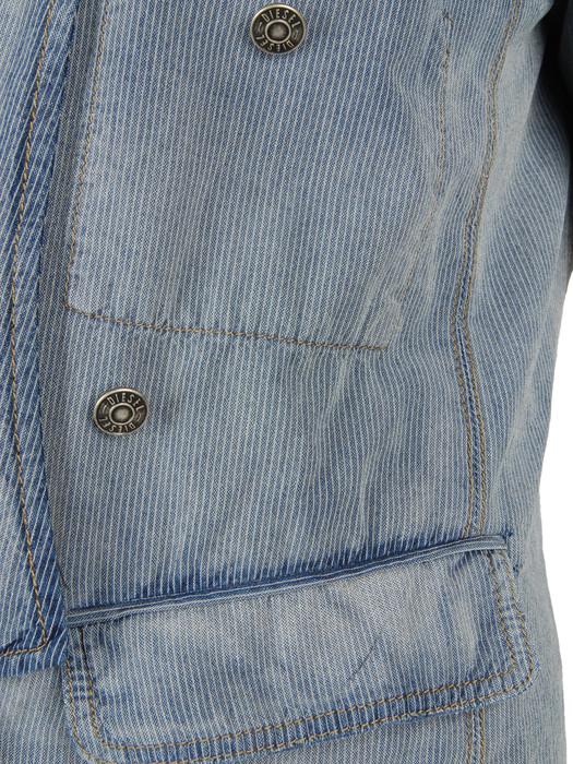 DIESEL DE-LOIS Jackets D d