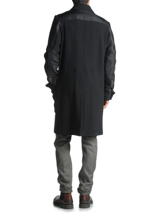 DIESEL BLACK GOLD JIBAN-BEI Jackets U r