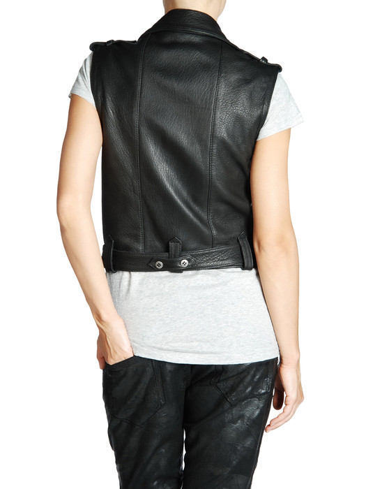 DIESEL BLACK GOLD 41301671 Vests D r