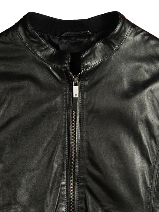 DIESEL BLACK GOLD LOSNAL Leather jackets D d