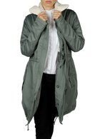 DIESEL W-FELICIENNE Winter Jacket D f
