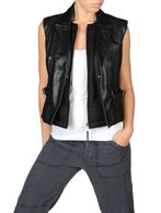 DIESEL G-ELEA Leather jackets D f