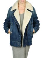 DIESEL CHOLENY Jackets D f