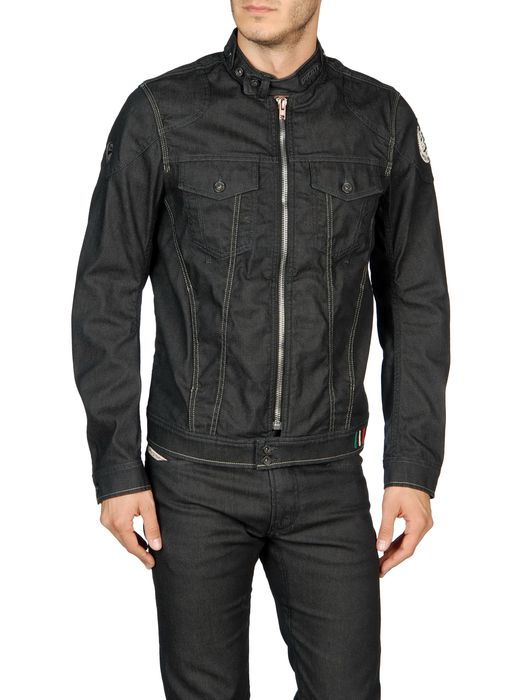 DIESEL DESMO-JACKET 2 Giacca U e