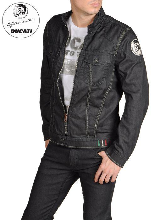 DIESEL DESMO-JACKET 2 Jackets U f