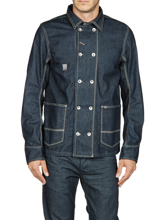 DIESEL NEW-JACKET-H-L-A-P Giacca U e