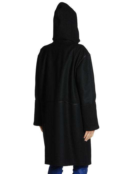 DIESEL BLACK GOLD WERENICE Jackets D a