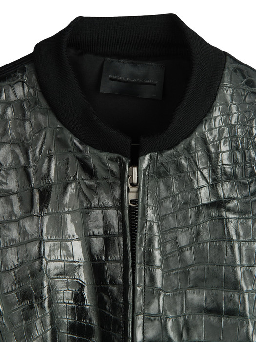 DIESEL BLACK GOLD LOSNALY Leather jackets D d