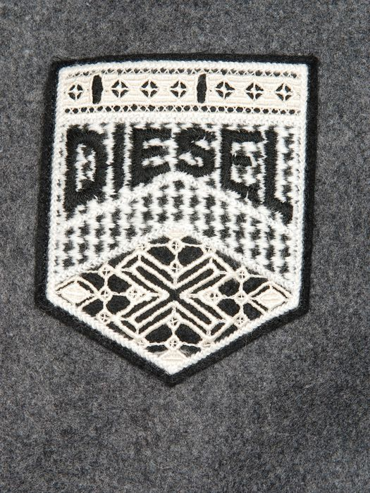 DIESEL LASIOCEREUS Leather jackets U d