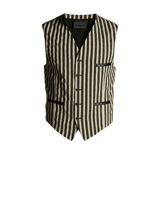 DIESEL BLACK GOLD JOKLA Vests U f