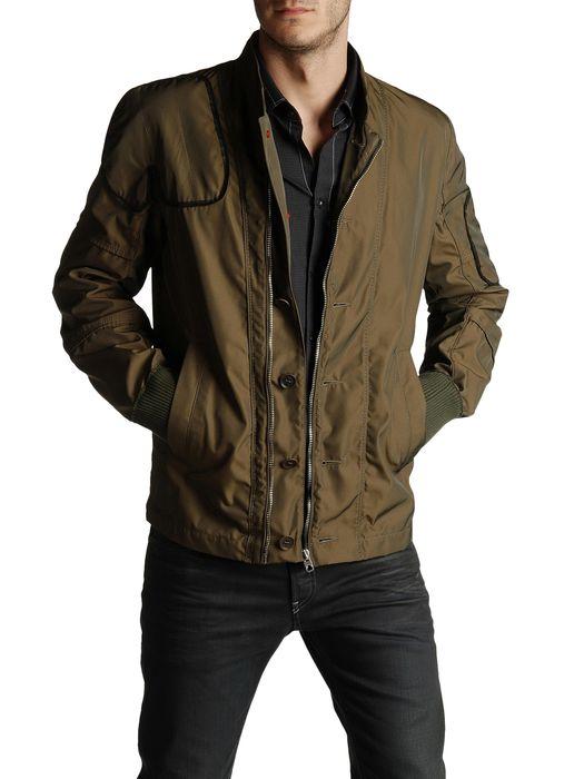 DIESEL BLACK GOLD JAPLAK Jackets U e