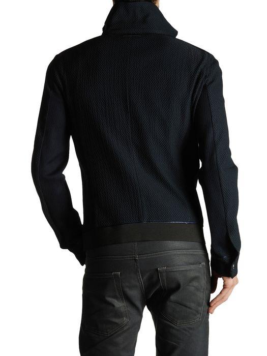 DIESEL BLACK GOLD JEWAFFLE Jackets U r