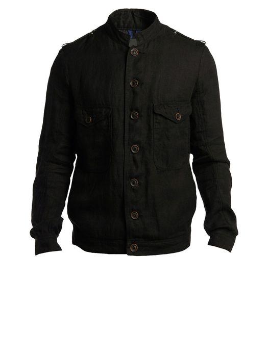 DIESEL BLACK GOLD JASK-COR Jackets U f