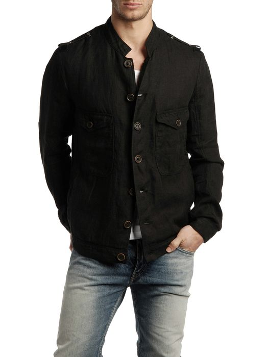 DIESEL BLACK GOLD JASK-COR Jackets U e