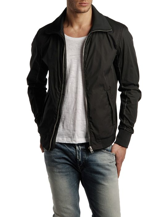 DIESEL BLACK GOLD JIGIO Jackets U e