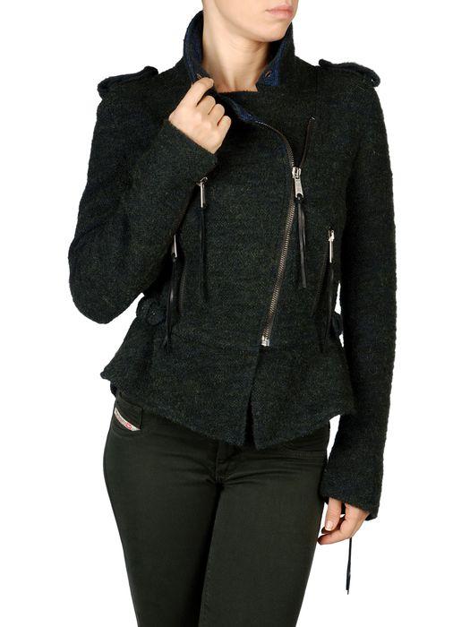 DIESEL G-PREMISE Winter Jacket D e
