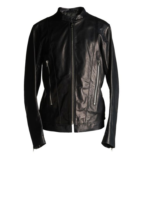 DIESEL BLACK GOLD LABRASIV Leather jackets U f