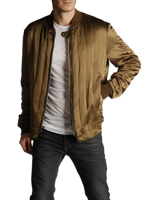 DIESEL BLACK GOLD JATRAP Jackets U e