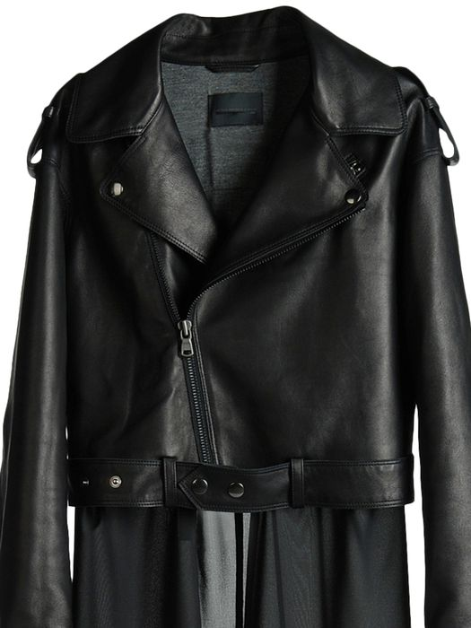 DIESEL BLACK GOLD LARDET Leather jackets D d