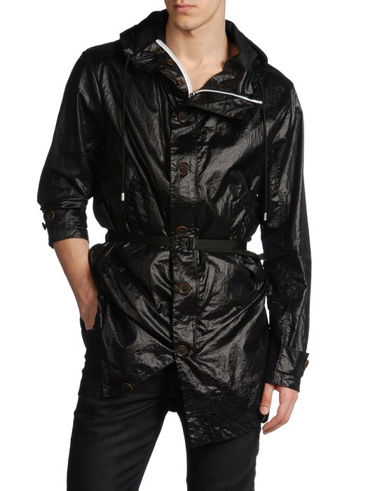 DIESEL BLACK GOLD JPARKAY-NEW Jackets U e