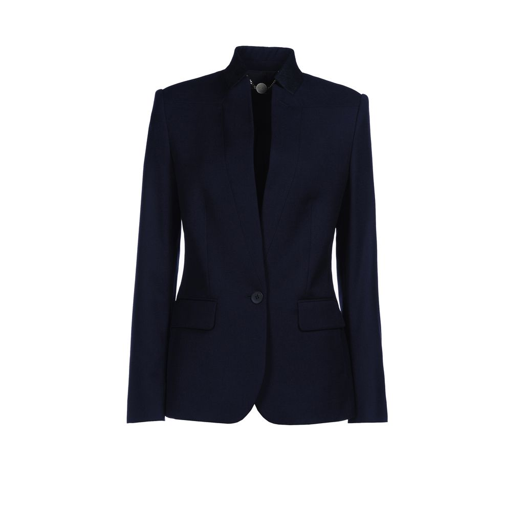 Classic Tailoring Floris Jacket  - STELLA MCCARTNEY