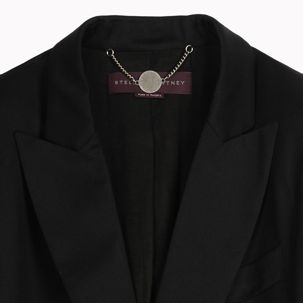 Black Iris Jacket  - STELLA MCCARTNEY
