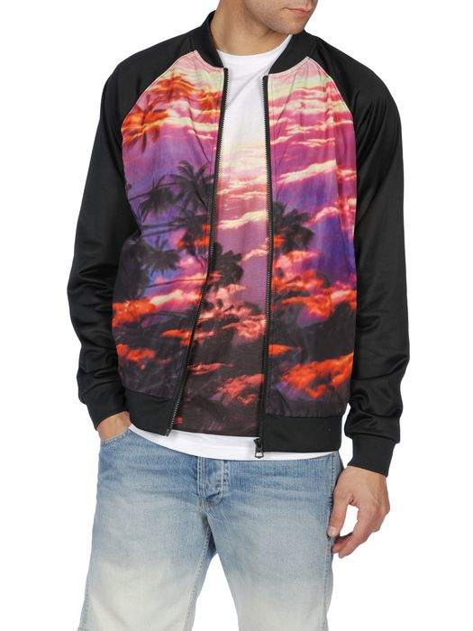 55DSL FROPICAL Jackets U f