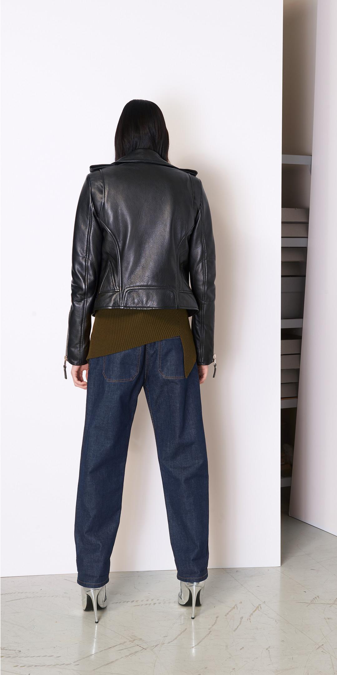 BALENCIAGA Jacket D Classic Biker Jacket i