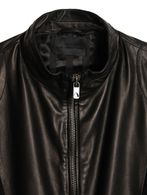 DIESEL BLACK GOLD LORDBAIRON Leather jackets U d