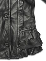 DIESEL JIFRUFRU Leather jackets D r