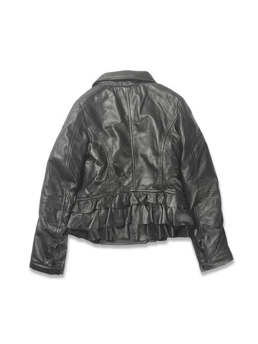 DIESEL JIFRUFRU Leather jackets D e