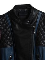 DIESEL BLACK GOLD LUKE Leather jackets D d