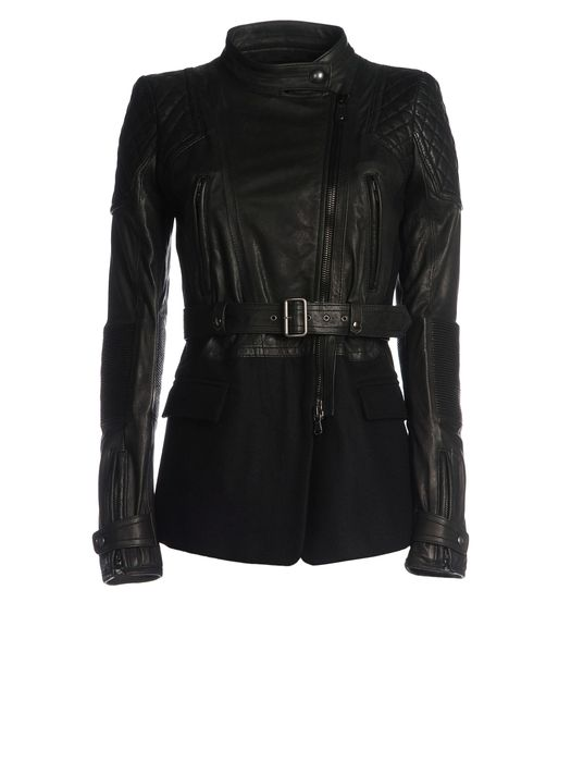 DIESEL BLACK GOLD LOLIS Leather jackets D f