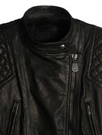 DIESEL BLACK GOLD LOLIS Leather jackets D d