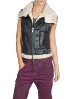 DIESEL L-PARI Leather jackets D f