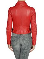 DIESEL L-SIENNA-C Leather jackets D r