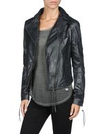 DIESEL L-SIENNA-C Leather jackets D f